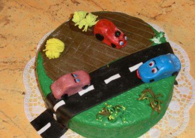 Dětské dorty - Cukrárna Jiřina