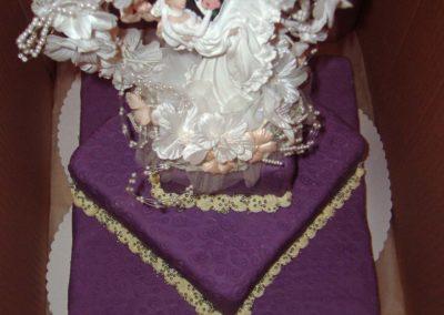 Svatební dorty - Cukrárna Jiřina