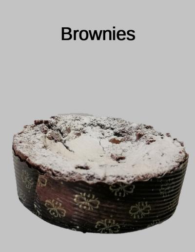 Brownies - Cukrárna Jiřina