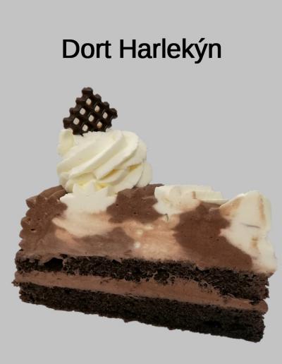 Dort Harlekýn - Cukrárna Jiřina