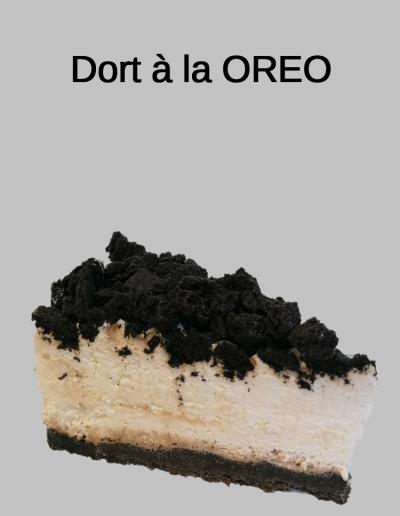 Dort a lá OREO - Cukrárna Jiřina